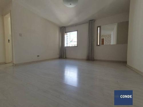 Imagem 1 de 15 de Apartamento Residencial À Venda, Moema Com 2 Quartos - 62030611 - 62030611