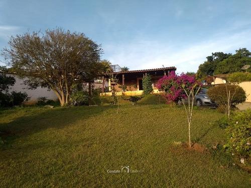 Imagem 1 de 15 de Linda Chácara À Venda Em Atibaia / Piracaia - Ch0069-1