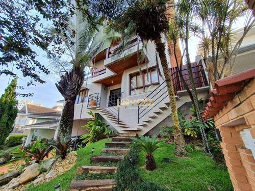 Imagem 1 de 7 de Casa Com 5 Dormitórios À Venda,  Urbanova - São José Dos Campos/sp - Ca2161