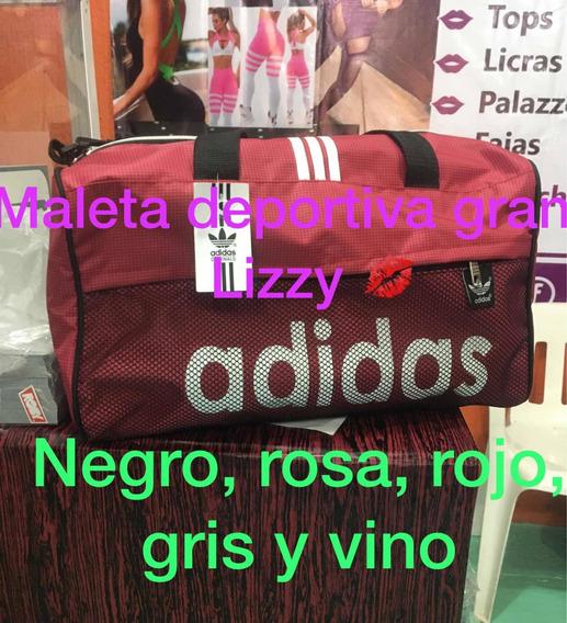 Mochila Deportiva Amplia Colores Lizzy
