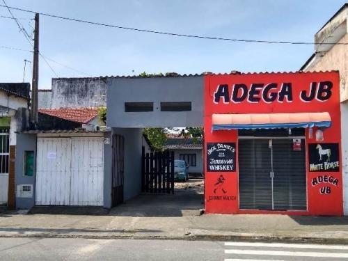 Imóvel Comercial Localizado À 50mts Do Mar De Itanhaém-sp