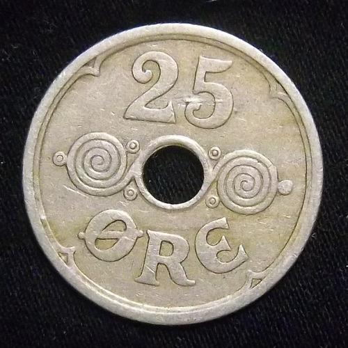 Dinamarca 25 Ore 1932 Exc Km 832.2 Escasa