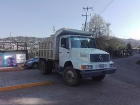 Mercedes-benz Camion De Volteo