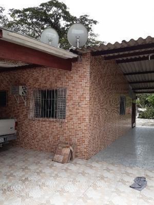 Chácara Lado Serra A 50mts Da Rodovia Em Itanhaém-sp