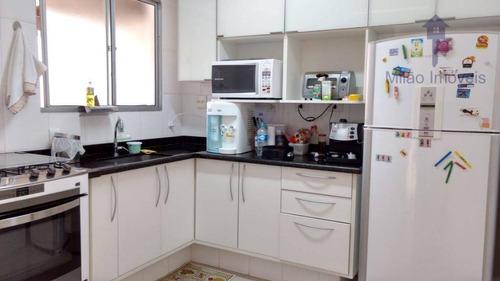 Sobrado Com 3 Dormitórios À Venda, 120 M² Por R$ 490.000,00 - Bairro Da Vossoroca - Sorocaba/sp - So0086