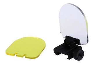 Protetor De Lente Airsoft Red Dot 20mm 2 Lentes