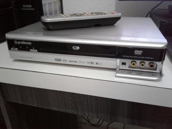 Gravador De Dvd De Mesa Gradiente Dr850 - Ntsc E Pal-m