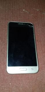 Samsung Galaxy J1 Dourado 1 Ano De Uso
