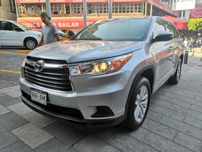 Toyota Highlander 3.5 Le At 2016