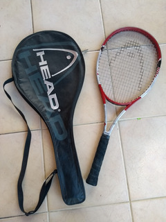 Raquete Tenis Head T Carbon 1200