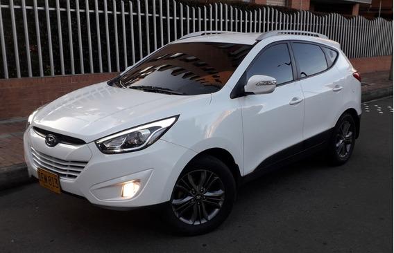 Hyundai Tucson Ix-35 2.4 4x4 Aut Gls Full Equipo 2014