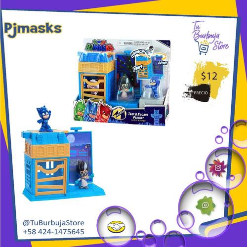 Juguete  Pj Masks Originales  (12 V)