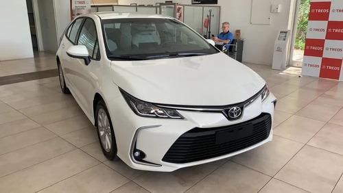 Toyota Corolla Xli Base Cvt Automatico Reserva Cupo Dpro