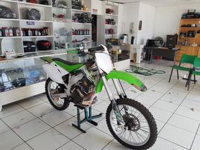 Kawasaki Kx 450 Em Perfeito Estado, Toda Revisada.