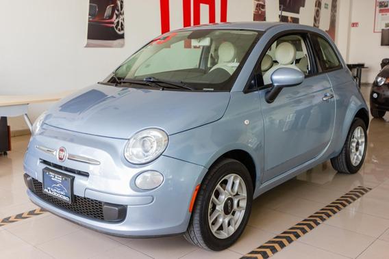 Fiat 500 Pop Aut 2013