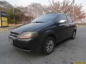 Chevrolet Aveo Sincrónico