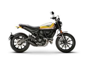 Nueva Ducati Scrambler Mach 2.0 By Roland Sands Design