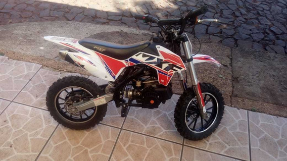 Mini Moto Cross Mxf 50cc 0km