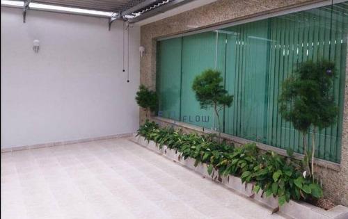 Casa 220m², 3 Dormitorios, 3 Suíte, 3 Vagas - Ipiranga - Ca1631