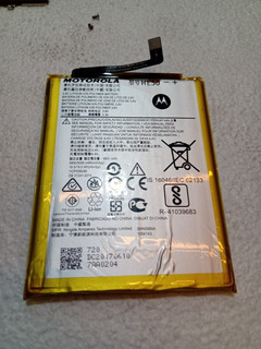 Pila Batería Motorola E4 Plus 5000mah Original