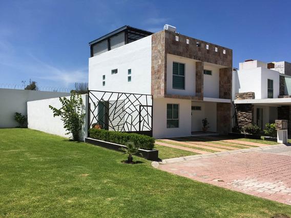Casa En Venta, Fraccionamiento El Lucero, San Pedro Cholula