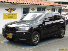 Bmw X3 Xdrive20d At 2000