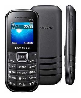 Celular Simples Samsung Keystone2 Dual Sim Radio Fm Lanterna