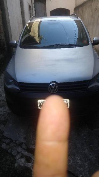 Volkswagen Spacefox 2011 1.6 Total Flex 5p