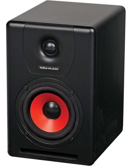 Monitor De Studio Ativo Amplificado Ikey M-505v2 Bivolt