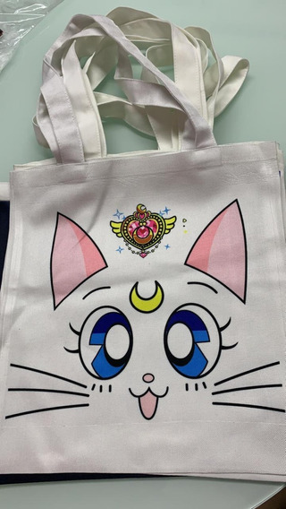 Bolsa Super Mandado Sailor Moon 35x 38cm