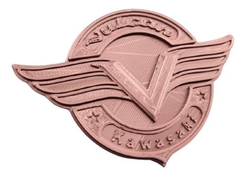 Emblema Vulcan Vn 500/750/900 - Kawasaki