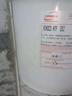 Paila Aceite Hidraulico Dexron Ii Venoco 19 Lts
