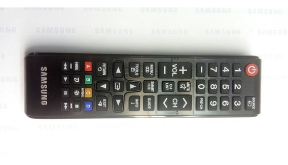 Controle Tv Samsung Smart Led Original Novo!!!