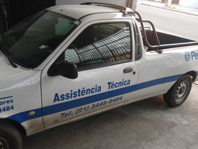 Ford Courier 1.6 Flex