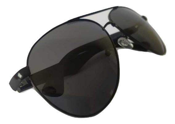 Oculos De Sol Aviador Polarizado Original Com Nota Fiscal