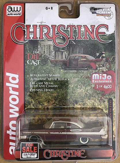 Auto World Christine 1958 Plymouth Sucio 1:64