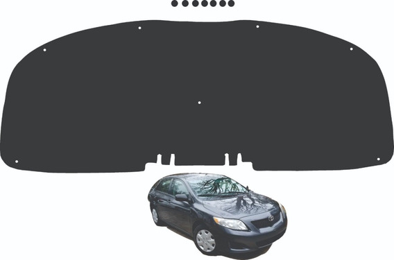 Forro Capo Dianteiro Autoadesivo Toyota Corolla 09/14