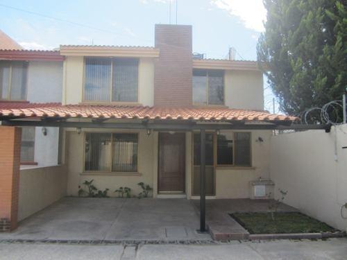 Casa Al Norte En Renta, Lomas Del Campestre 2a Secc, Lomas 101, Int 1 Ags 347467
