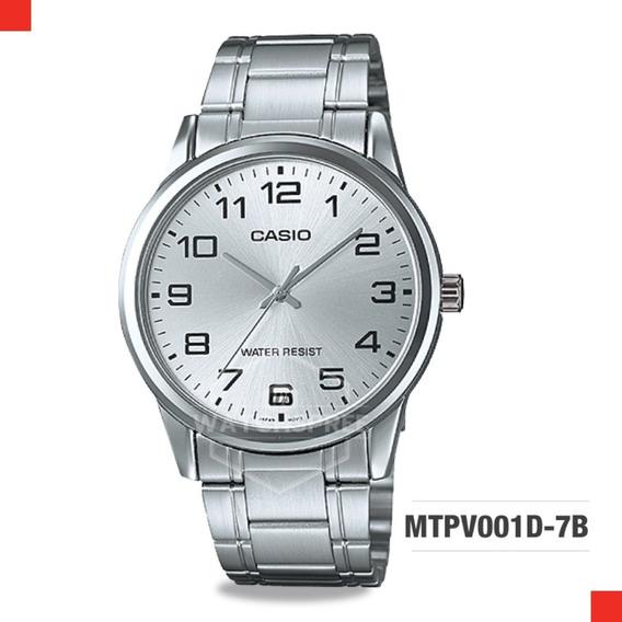 Relógio Casio Masculino -mtp-v001d- Original - S Caixa