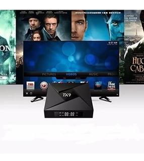 Tv Box Tx9 3gb Ram + 32gb Rom Android Potente