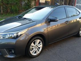 Toyota Corolla 1.8 Xei Cvt 140cv 2015 Con Gnc De 60 Lts