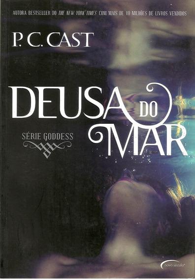 Coleçao Serie Goddess (3) Livro Deusa Do Mar Rosa Primavera