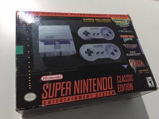 Nintendo Snes Classic Mini Original! Envío Gratis!
