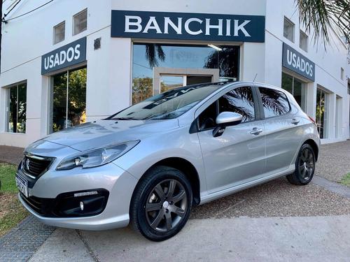 Peugeot 308 1.6 Allure 2018 Banchik Autos Usados