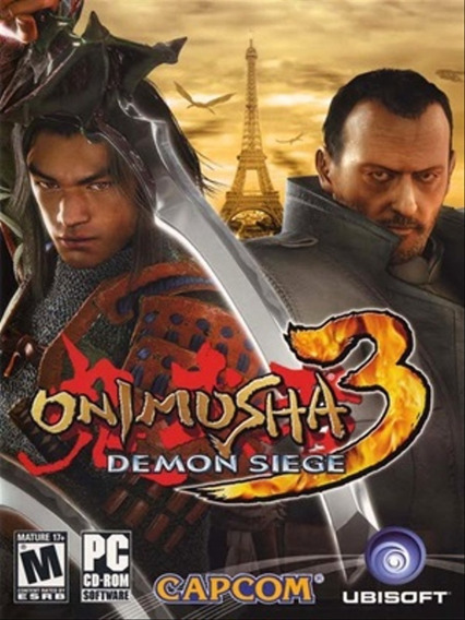 Onimusha 3 Demon Siege Pc Envio Digital