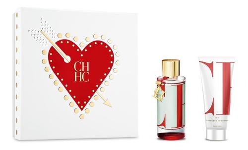 Perfume Importado Mujer Ch L'eau Edt 100ml Set