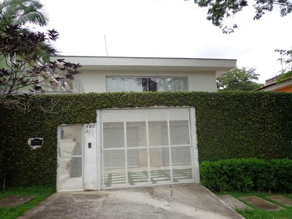 Maravilhosa Casa Térrea Totalmente Isolada À Venda No Jardim São Bento - 170-im299978