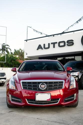 Imagen 1 de 10 de Cadillac Ats Premium Sport 2014
