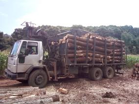 5032 Transtora C/ Grua Florestal, Para Troca Leia O Anuncio!