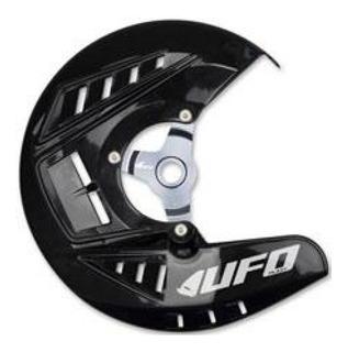 Cubre Disco + Soporte Ufo Ktm 300 350 Exc 16/19 Solomototeam